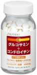 Глюкозамин и хондроитин Shiseido